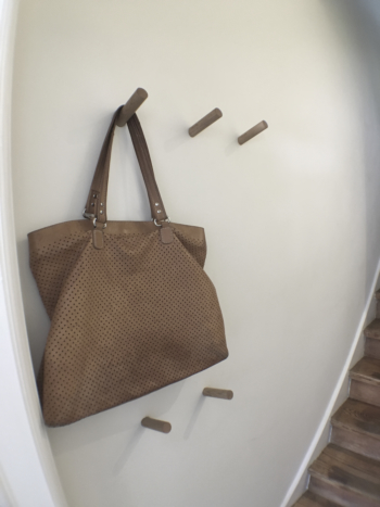 woody hooks - walnut