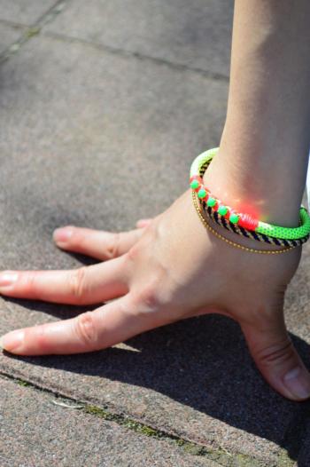 staRef Bracelet: Yellow