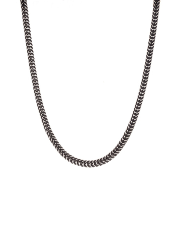 Tubular Necklace M