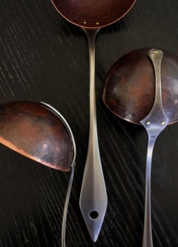 Copper & Stainless Ladle