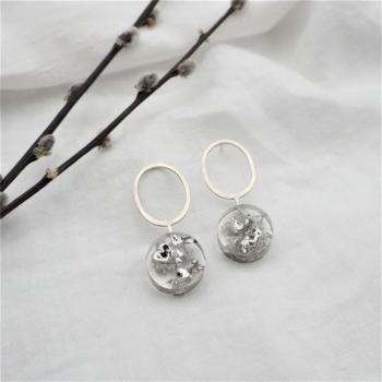 Ellipse Earrings