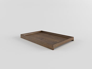 Solid Tray (can be used for Smart Trolley)