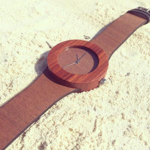 Wood watches: Growing roots